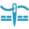 Нанесение логотипа на ткань, логотипы на спецодежду, фото на футболки