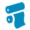 Плоттерная резка, изготовление табличек, ламинирование бумаги документов